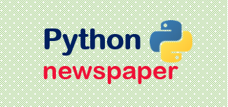 Python newspaper - Article scraping and curation