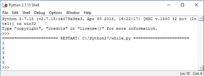 Python nested if statement